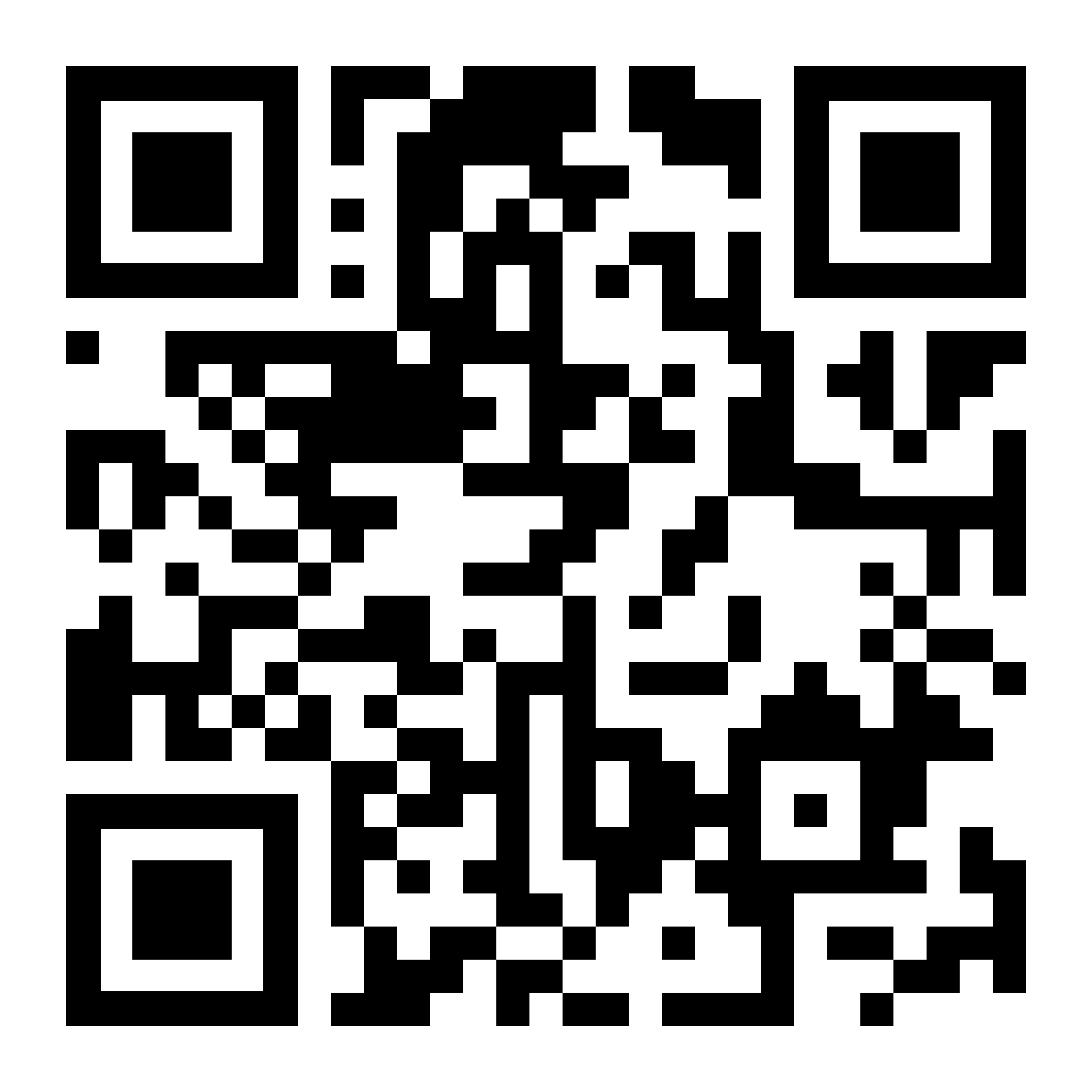 QR code for West student tech help form