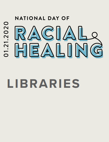 National Day of Racial Healing 1-21-21