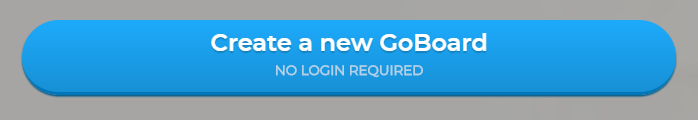 Image of Create a new GoBoard button