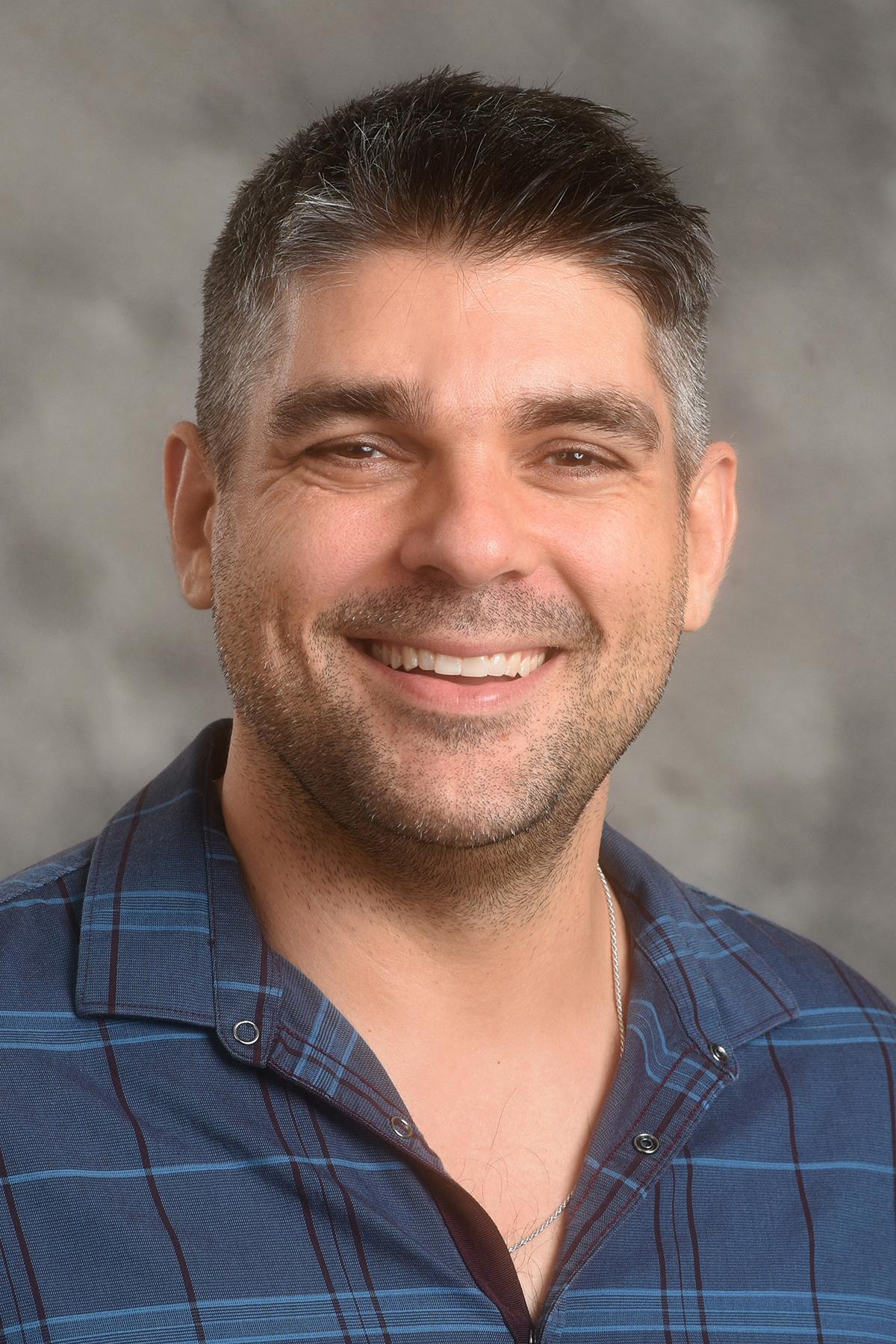 Headshot of Toby Malone