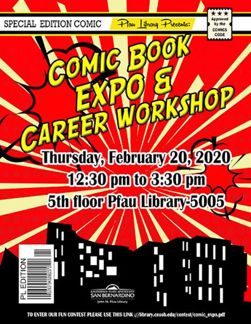 Comic Book Expo 2020