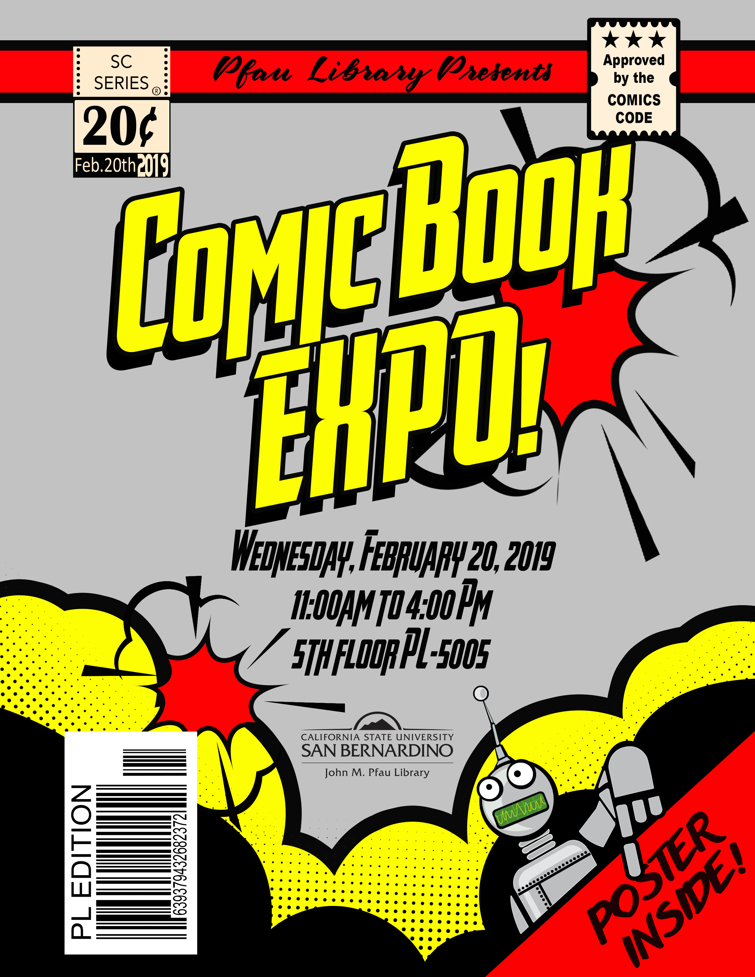 Comic Book Expo 2019