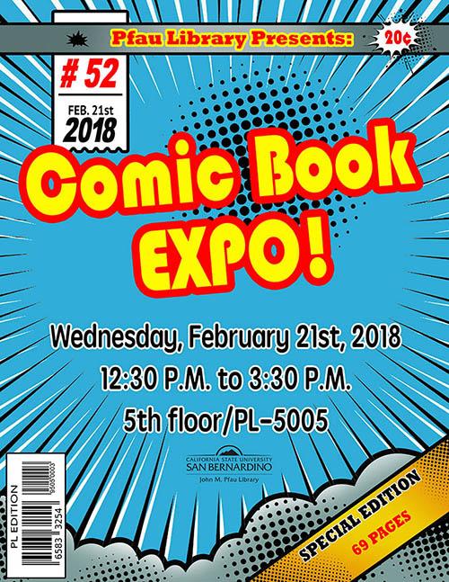 Comic Book Expo 2018