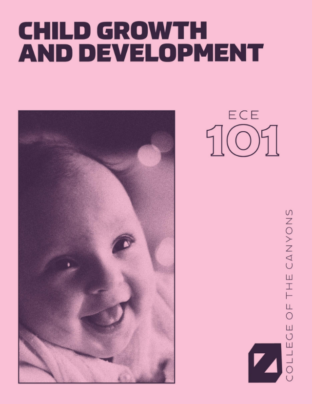 cover of child growth and development