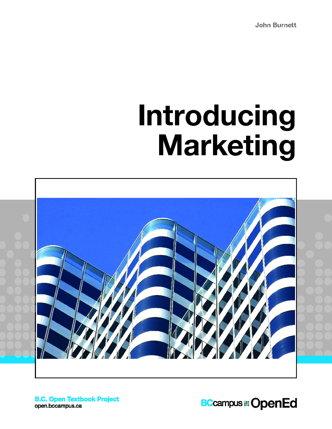 cover of introducing marketing