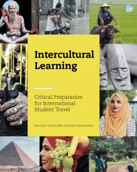 cover of intercultural learning textbook
