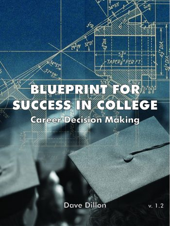 cover of blueprint for success textbook