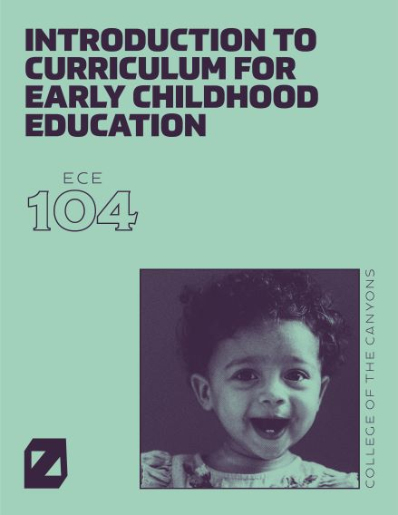 cover of introduction to curriculum for early childhood education