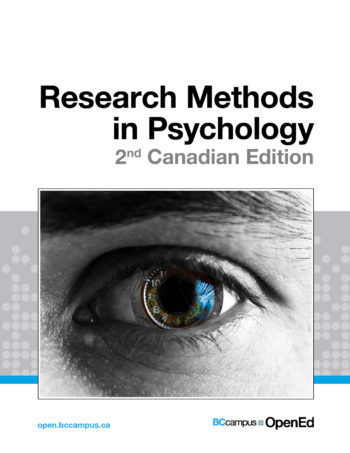 cover of research methods in psychology