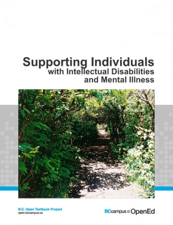 cover of supporting individuals textbook