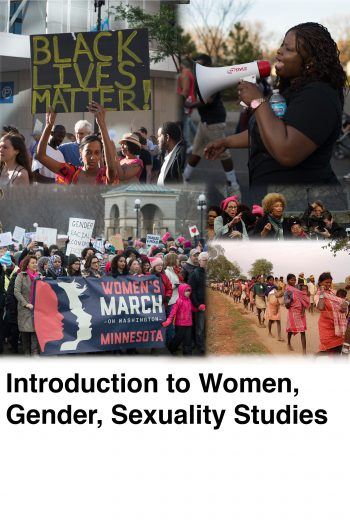 cover of introduction to women, gender, sexuality studies