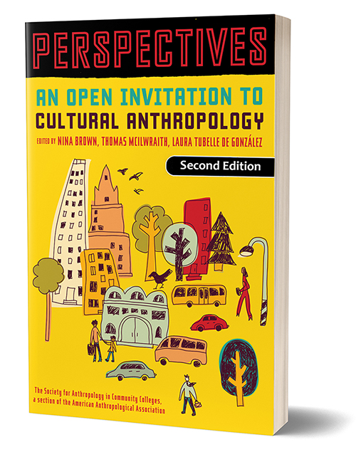 cover of perspectives an open invitation to cultural anthropology textbook