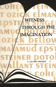 cover of witness through the imagination