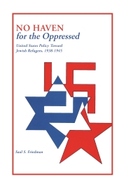 cover of no haven for the oppressed book