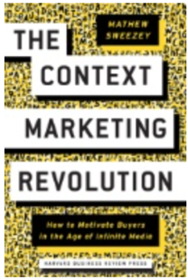cover of The Context Marketing Revolution