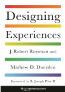 cover of Designing Experiences