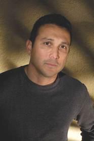 Ian Vasquez author photo. Photo credit: Pamela Vasquez