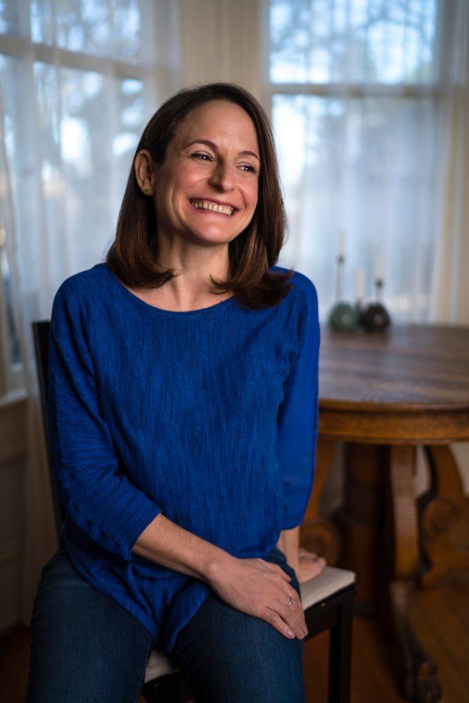 Karen Russell author photo. Photo by Dan Hawk.