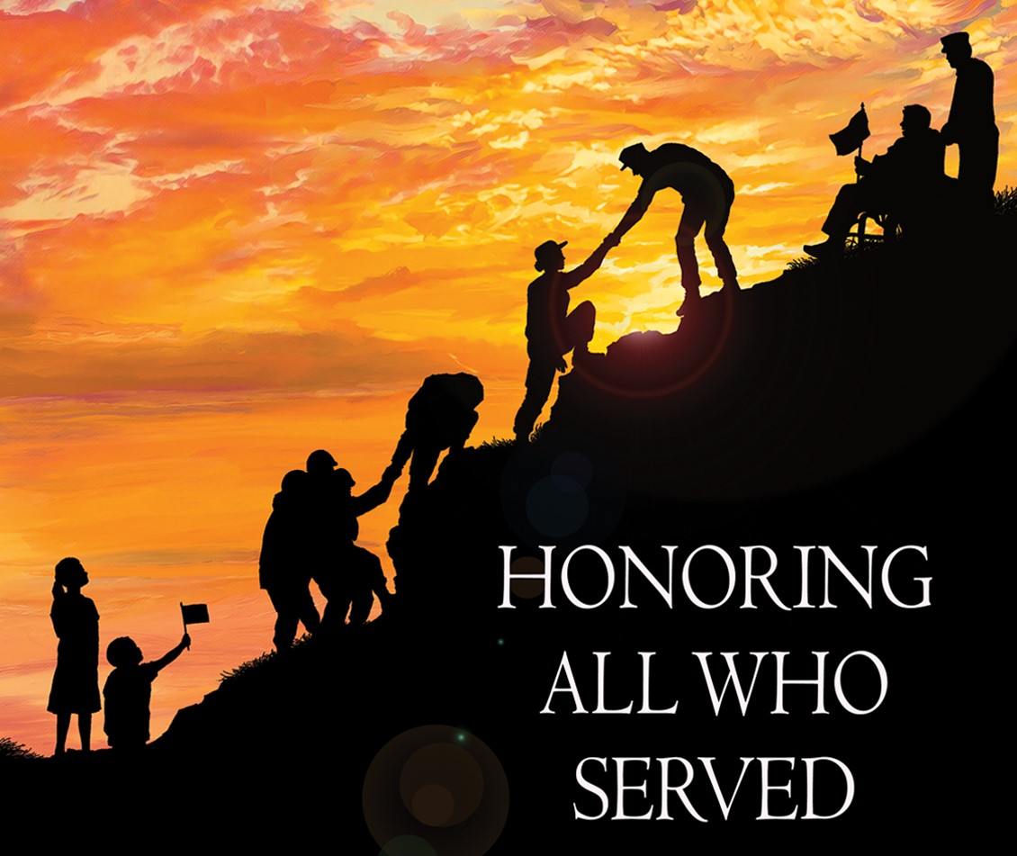 2020 Veterans Day Poster Competition Winner, Office of Public and Intergovernmental Affairs