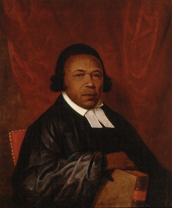Portrait of Absalom Jones