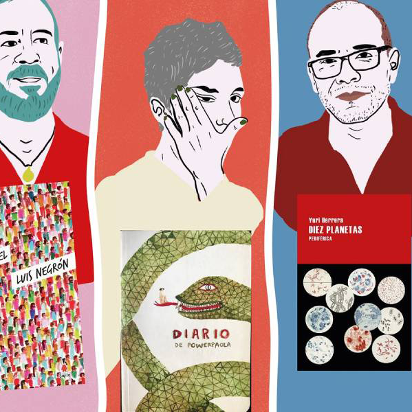 Banner image for Latin American Writers Series