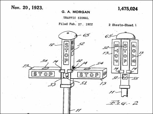 image of sample patent from 1923