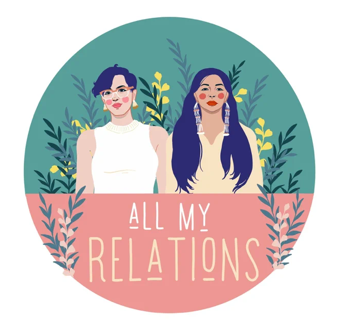 All My Relations Logo
