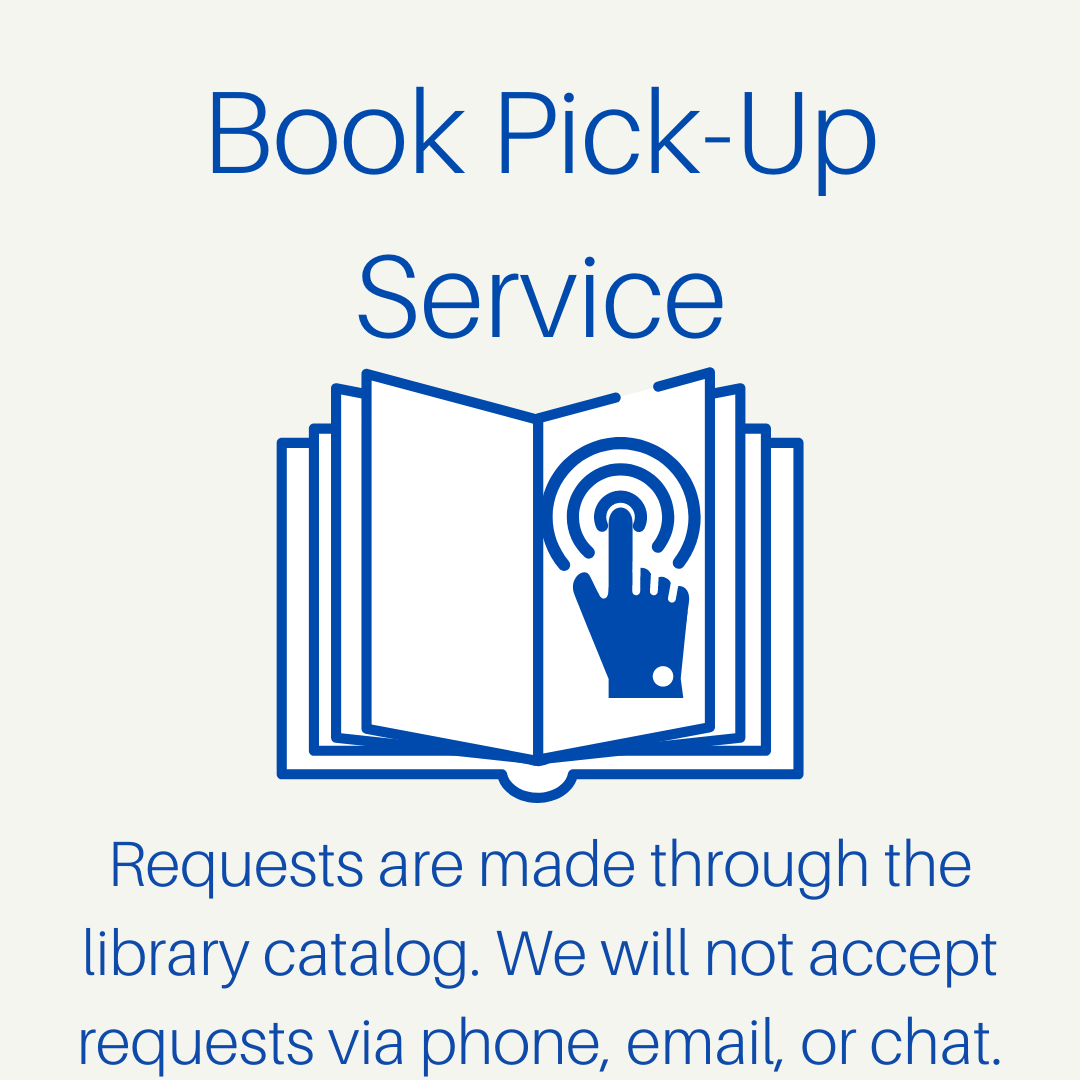 Click to learn about our book pickup service