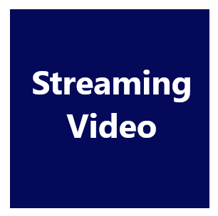 Streaming video database list