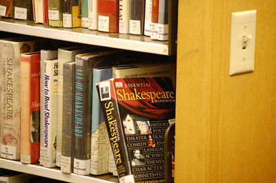 Shakespeare in the Stacks