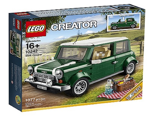Image of Lego Mini Cooper