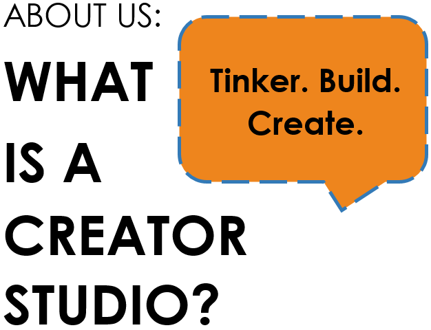 About Us: What is a Creator Studio