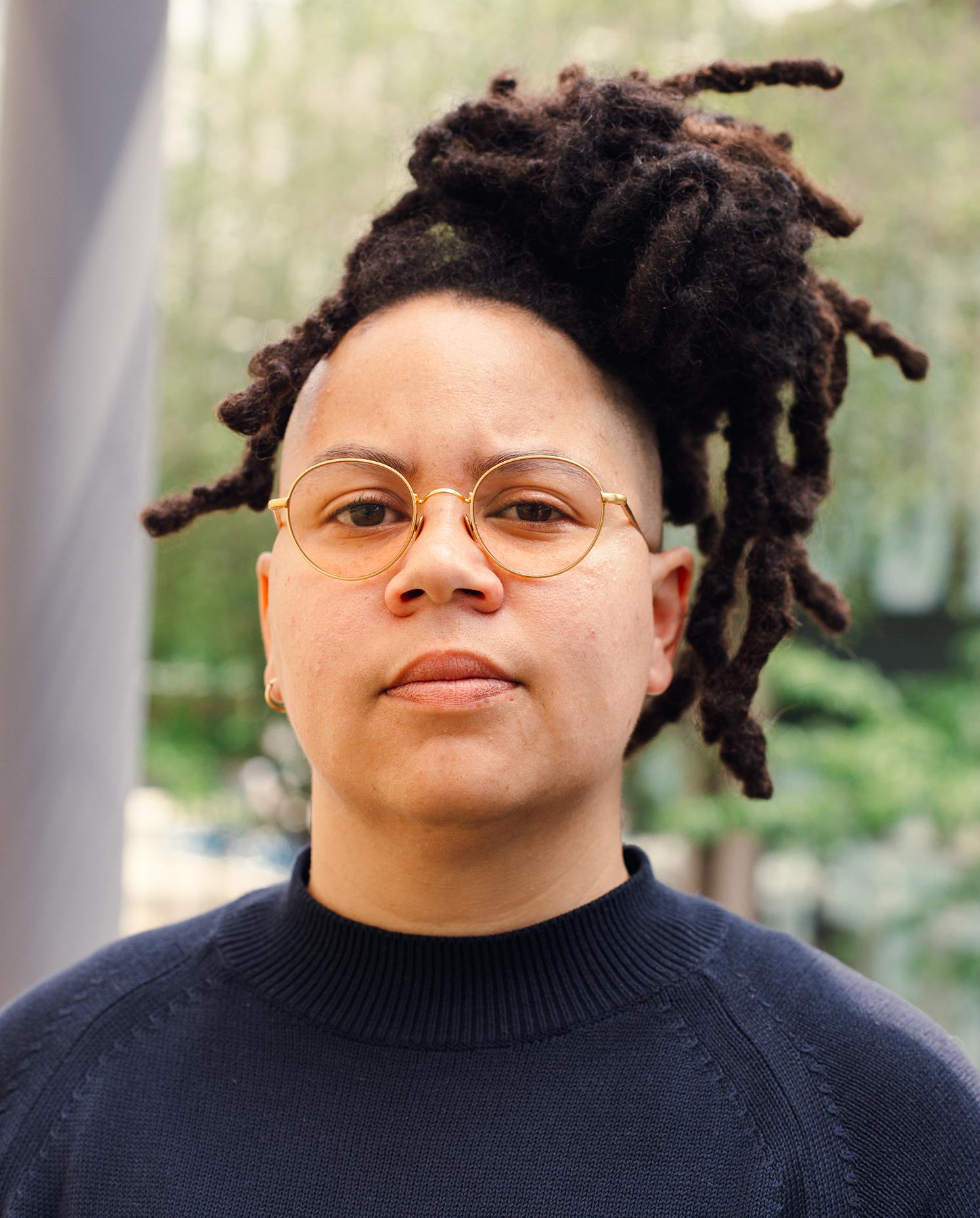 Photographic Portrait of Meg Onil