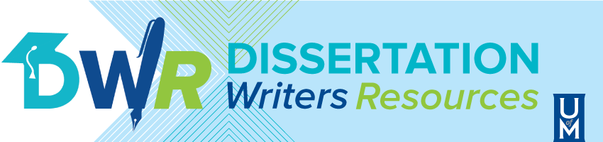 Dissertation Writers Resources