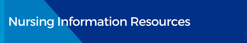 Nursing Information Resources