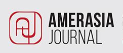 Amerasia Journal logo