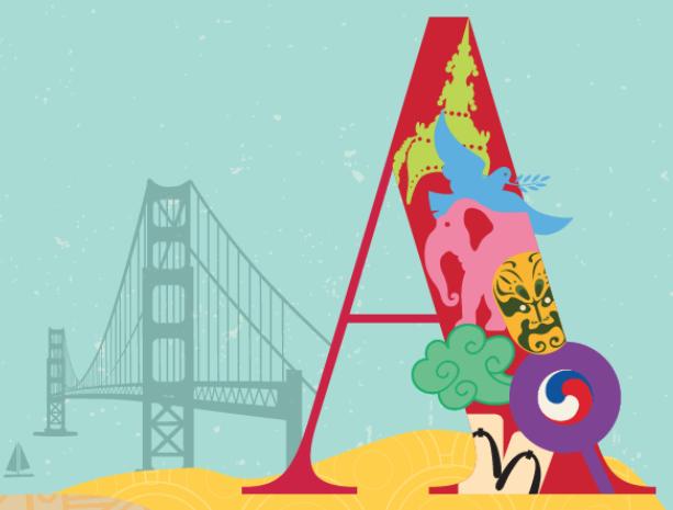 SF Celebrates APA Heritage Month Logo