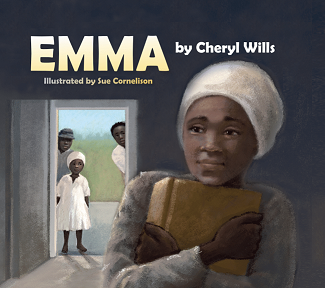 "Cover of the book ""Emma"" by Cheryl Wills"
