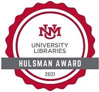 UNM Libraries Hulsman Award 2021