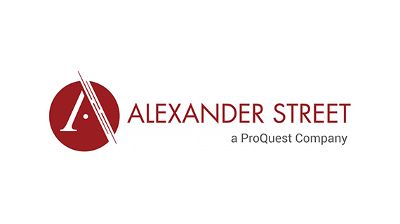 Academic Video Online (AVON) by Alexander Street, A ProQuest Company