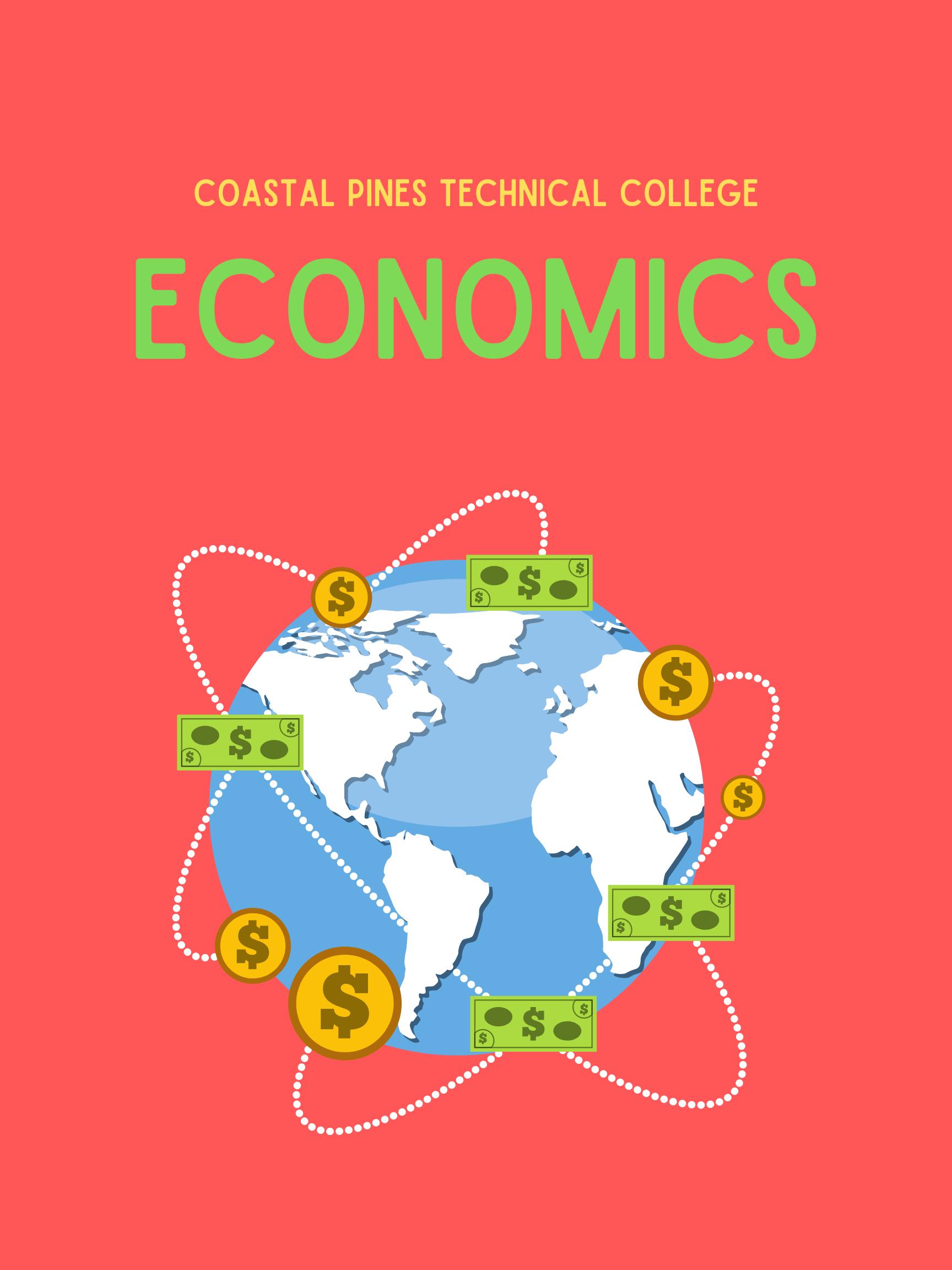 Coastal Pines Technical College Economics