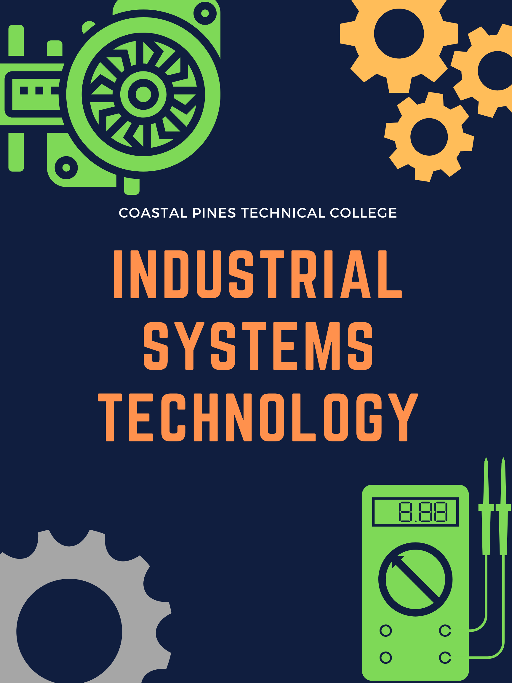 Coastal Pines Technical College Industrial Systems Technology