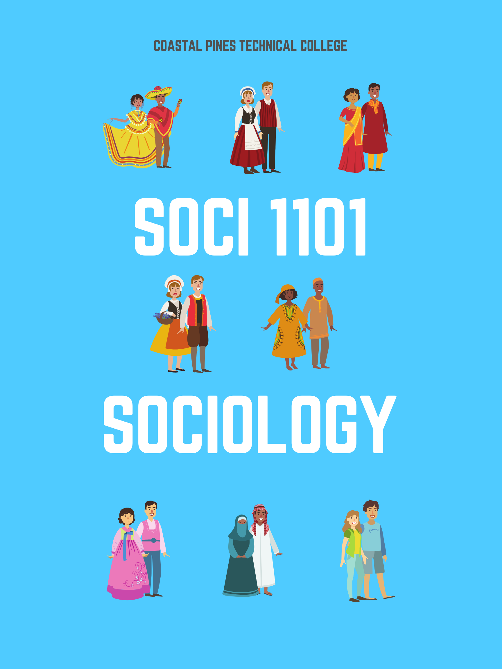 Coastal Pines Technical College SOCI 1101 Sociology