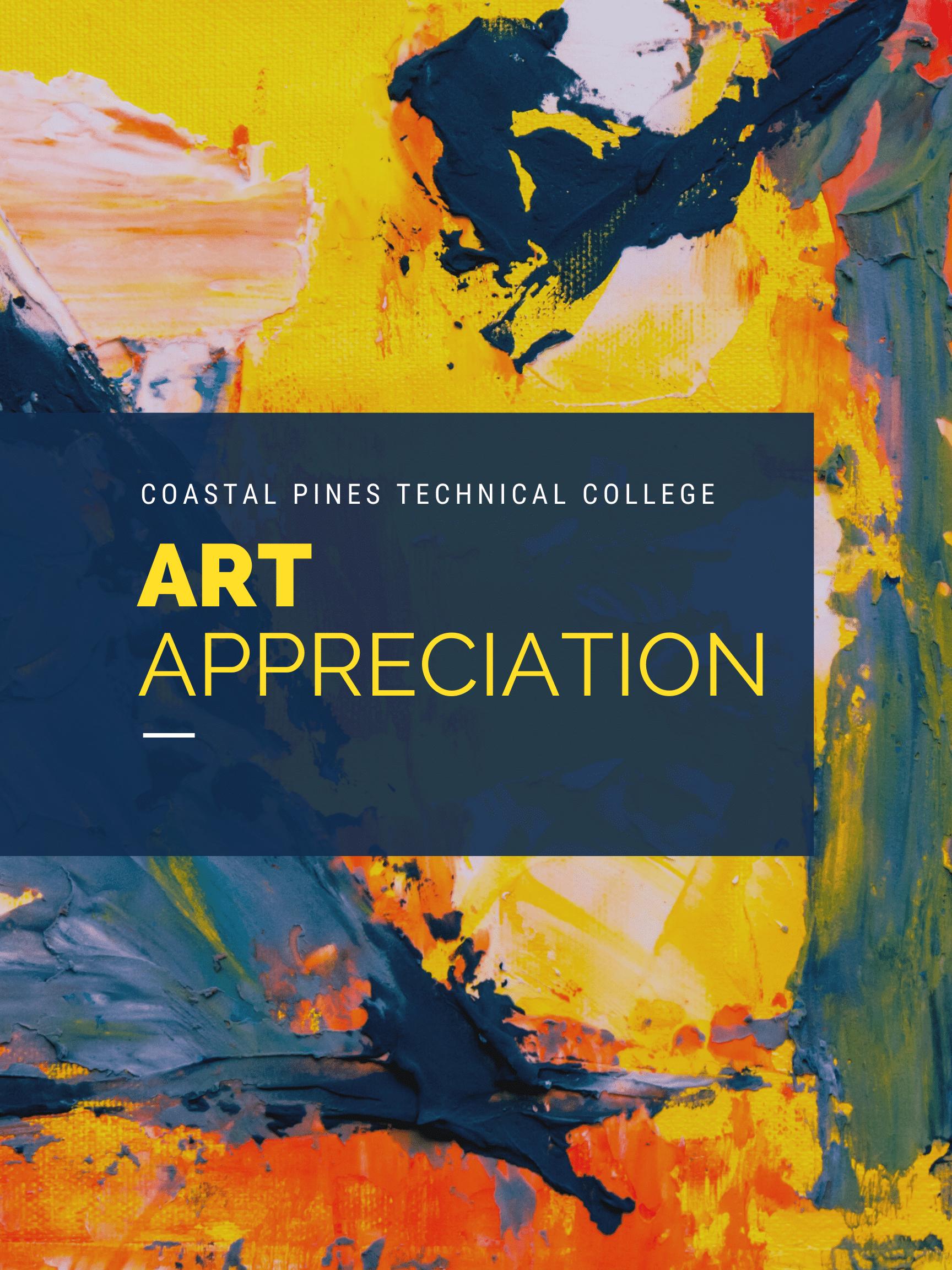 Coastal Pines Technical College Art Appreciation
