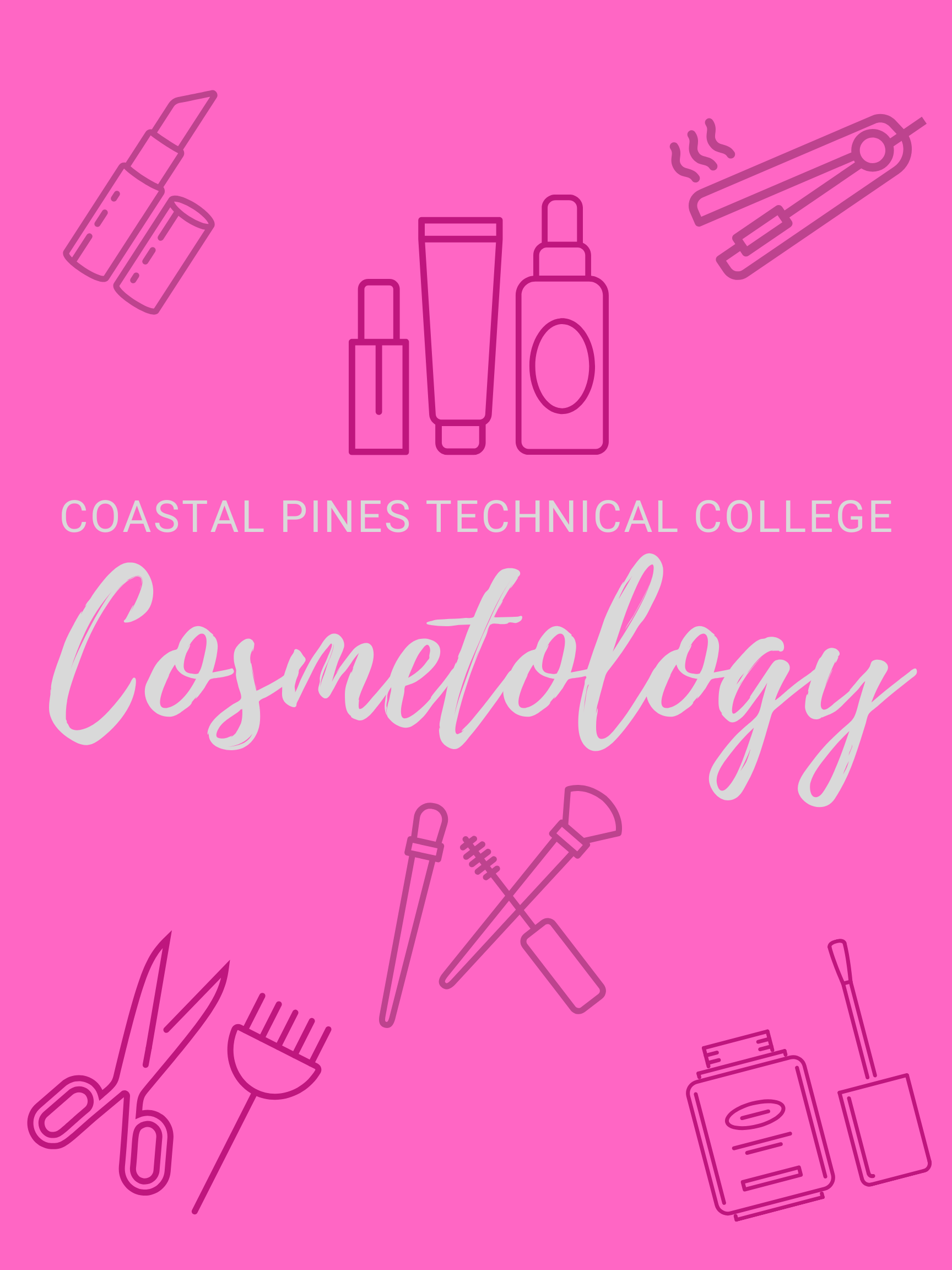 Coastal Pines Technical College Cosmetology