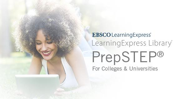 EBSCOLearninExpress LearningExpress Library PrepSTEP For Colleges and Universities