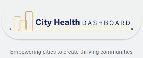 City Health Dashboard link