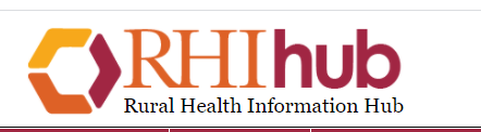 Rural health information Hub link