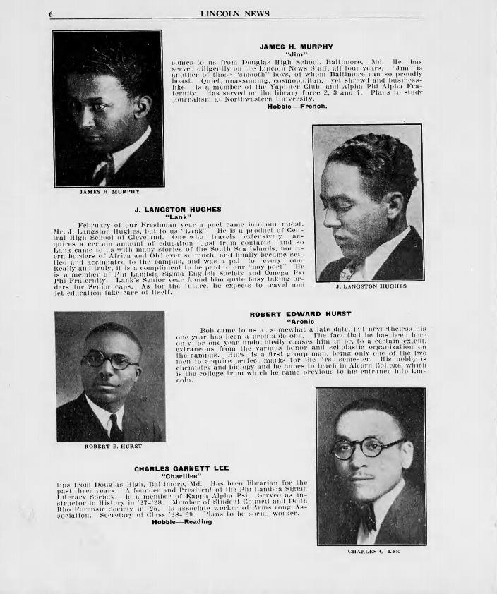 1929 Yearbook Photo
