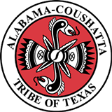 Badge of Alabama-Coushatta Tribe of Texas